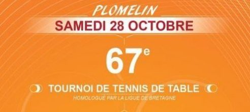 Tournoi r gional de plomelin tr m oc pluguffan ligue de bretagne de tennis de table - Ligue de bretagne de tennis de table ...
