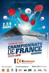 France seniors rouen ligue de bretagne de tennis de table - Ligue de bretagne de tennis de table ...