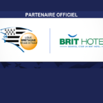 BRIT HOTEL, PARTENAIRE DU TENNIS DE TABLE BRETON !