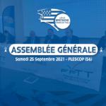 AG de la Ligue – Samedi 25 Septembre 2021
