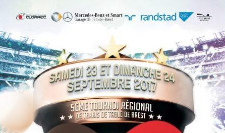 Tournoi regional du ttc brest ligue de bretagne de tennis de table - Ligue de bretagne de tennis de table ...
