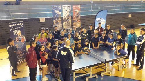 Stage toussaint 2017 ligue de bretagne de tennis de table - Ligue de bretagne de tennis de table ...