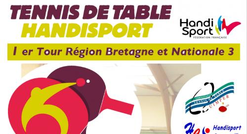 Handisport ligue de bretagne de tennis de table - Ligue de bretagne de tennis de table ...