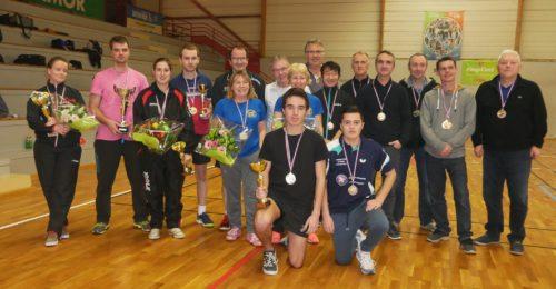 Bretagne Sport En Entreprise Les Resultats Ligue De Bretagne De Tennis De Table