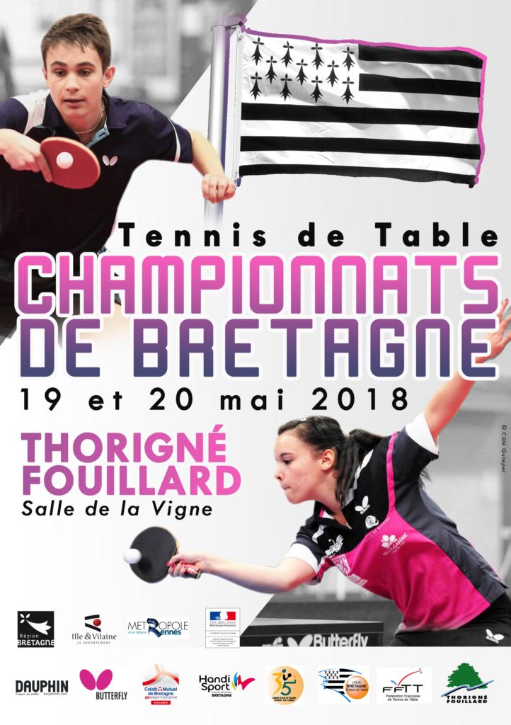 Championnat de bretagne 2018 les qualifies ligue de bretagne de tennis de table - Ligue de bretagne de tennis de table ...
