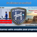 Stages d'Été 2021 – GV Hennebont (56)