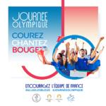 2024M POUR CÉLÉBRER LA JOURNÉE OLYMPIQUE 2021
