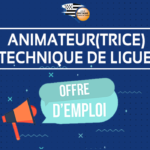 POSTE À POURVOIR : Animateur(trice) Technique de la Ligue de Bretagne