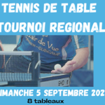 TOURNOI REGIONAL DE GRÂCES
