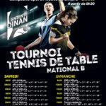 Tournoi National B de Dinan
