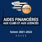 Relance et aides financières de la Ligue pour la saison 2021-2022