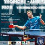 PRO B : Thorigné-Fouillard TT – Amiens
